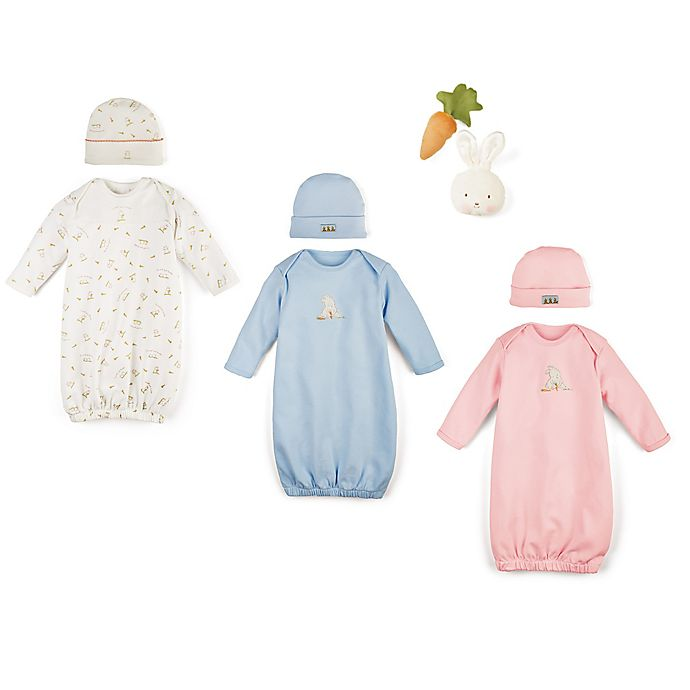 Alternate image 1 for Bunnies by the Bay 4-Piece Delightful Baby Gift Set