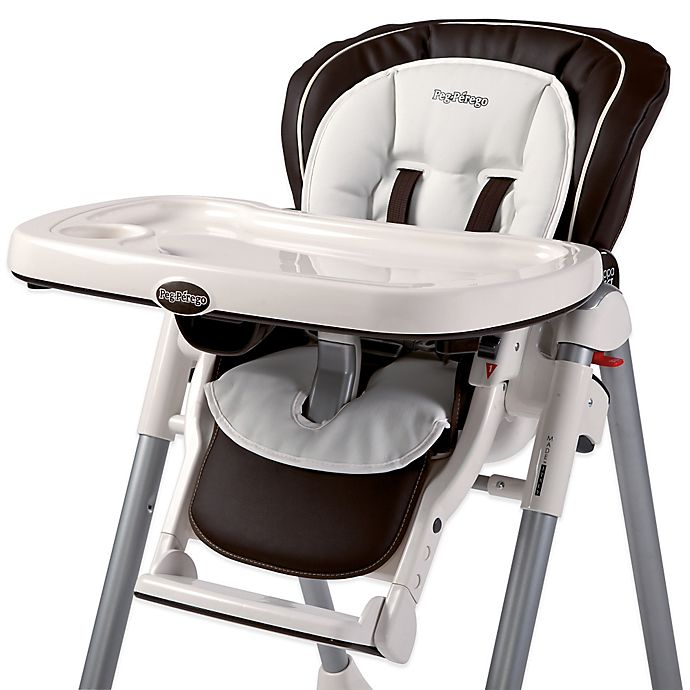 Alternate image 1 for Peg Perego Booster Cushion in White