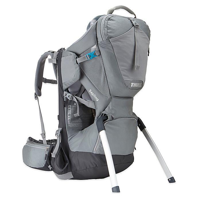 Alternate image 1 for Thule® Sapling Child Carrier in Dark Shadow/Slate