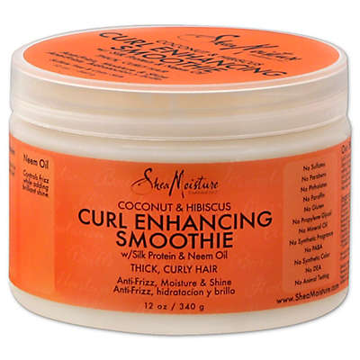 SheaMoisture® 12 oz. Coconut and Hibiscus Curl Enhancing Smoothie
