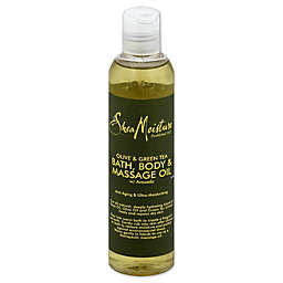 SheaMoisture® 8 fl. oz.& Olive & Green Tea Bath, Body & Massage Oil