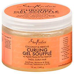 SheaMoisture® 12 oz. Coconut & Hibiscus Curling Gel Souffle