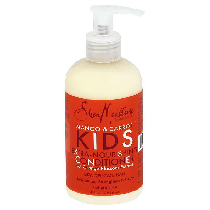 Alternate image 1 for SheaMoisture® 8 oz. Kids Conditioner in Mango & Carrot