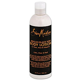 SheaMoisture® 13 oz. African Black Soap Body Lotion