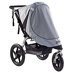 BOB® Revolution® and Stroller Strides® Single Stroller Sun Shield in Grey