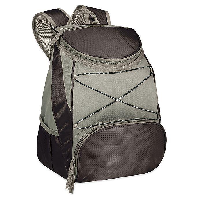 Alternate image 1 for Picnic Time® PTX Backpack Cooler in Black