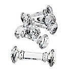 Godinger Dumbbell Knife Rests (Set of 6)