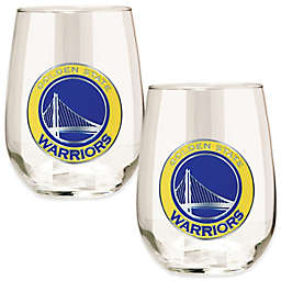 NBA Stemless Wine Glass Collection (Set of 2)