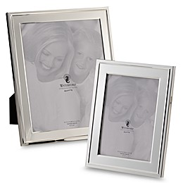 Classic Silver Plated Frame