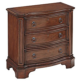Home Styles Santiago Drawer Chest in Cognac