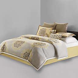 N Natori® Medallion Comforter Set