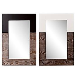 Holly & Martin® Wagars 24-Inch x 36-Inch Rectangular Mirror