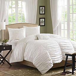 Madison Park Delancy Duvet Cover Set