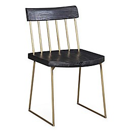 TOV Furniture Madrid Dining Chairs in Pine (Set of 2)