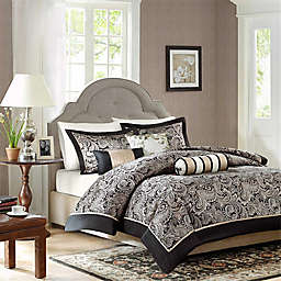 Madison Park Aubrey Duvet Cover Set