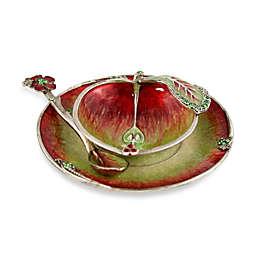 3-Piece Apple Honey Dish
