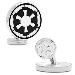 Star Wars™ Enameled Imperial Empire Symbol Cufflinks