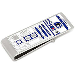 Star Wars™ Silver-Plated R2D2 Money Clip