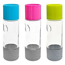 Full Circle Daytripper Glass Water Bottle