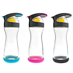 Full Circle Wherever Lemon Glass Infuser Water Bottle