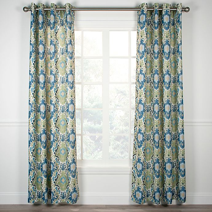 a121d84afc0 Tuscany Grommet Top Window Curtain Panel