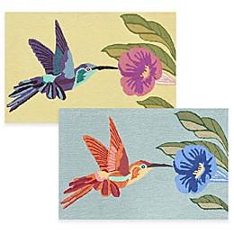 Trans-Ocean Hummingbird Door Mat