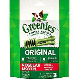 GREENIES™ Original Regular 3 oz. Dog Dental Treats