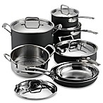 Cuisinart® MultiClad Unlimited™ 12-Piece Cookware Set