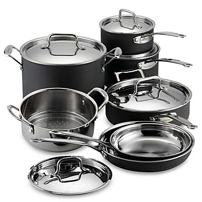 Cuisinart® MultiClad Unlimited™ 12-Piece Cookware Set