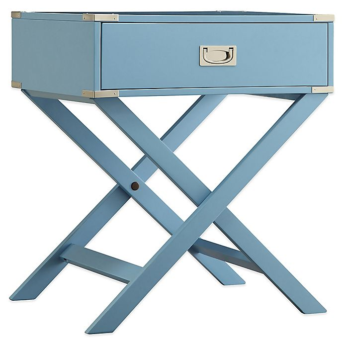 Alternate image 1 for iNSPIRE Q® Callie Campaign Accent Table