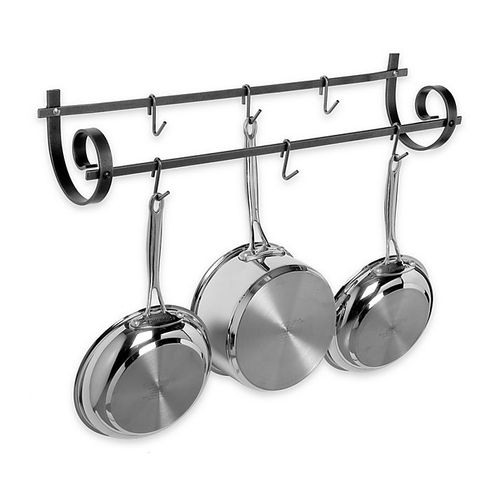 Alternate image 1 for Enclume® Decor Wall Scroll Rack