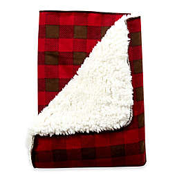 Trend Lab® Northwoods Receiving Blanket in Buffalo Check