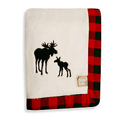 Trend Lab® Northwoods Moose Receiving Blanket