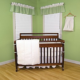 Trend Lab® Pique Crib Bedding in White