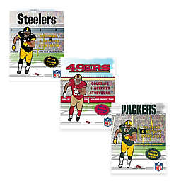 NFL™ Coloring and Activity Storybook