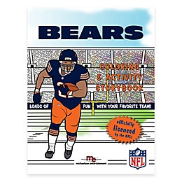 NFL™ Chicago Bears Coloring and Activity Storybook