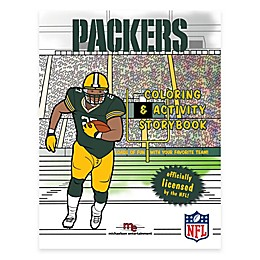 NFL™ Green Bay Packers Coloring and Activity Storybook