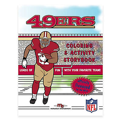 NFL™ San Francisco 49ers Coloring and Activity Storybook