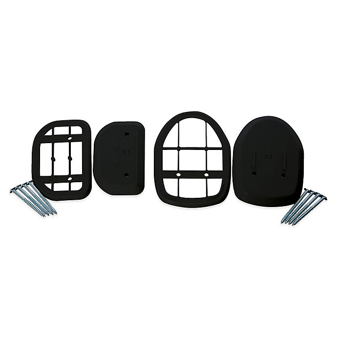 Alternate image 1 for Dreambaby® Spacers for Retractable Gate in Black