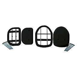 Dreambaby® Spacers for Retractable Gate in Black