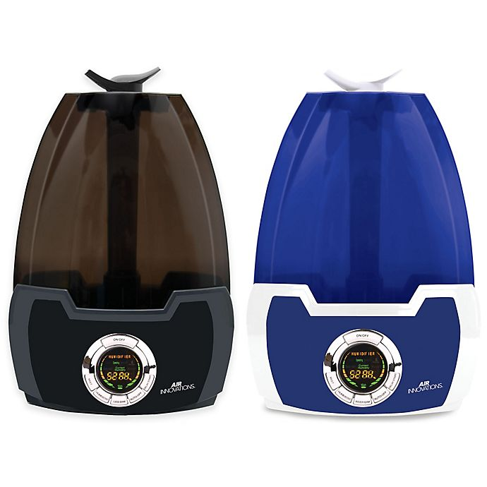 Alternate image 1 for Air Innovations 1.6 Gallon Clean Mist Digital Humidifier