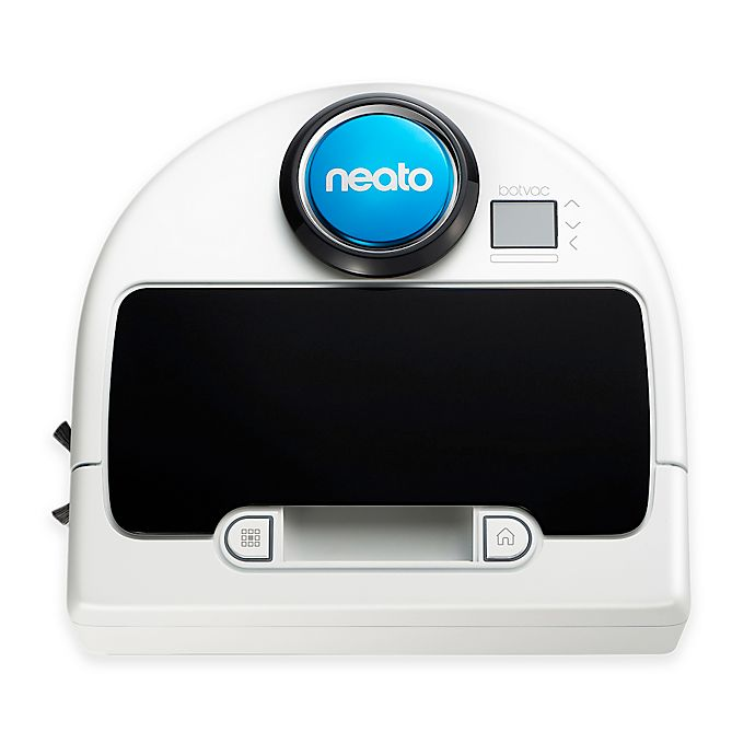 Alternate image 1 for Neato Botvac™ D75 Robot Vacuum in White
