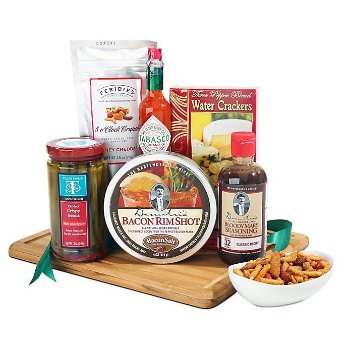 Alternate image 1 for Alder Creek Demitris Bloody Mary Gift Basket
