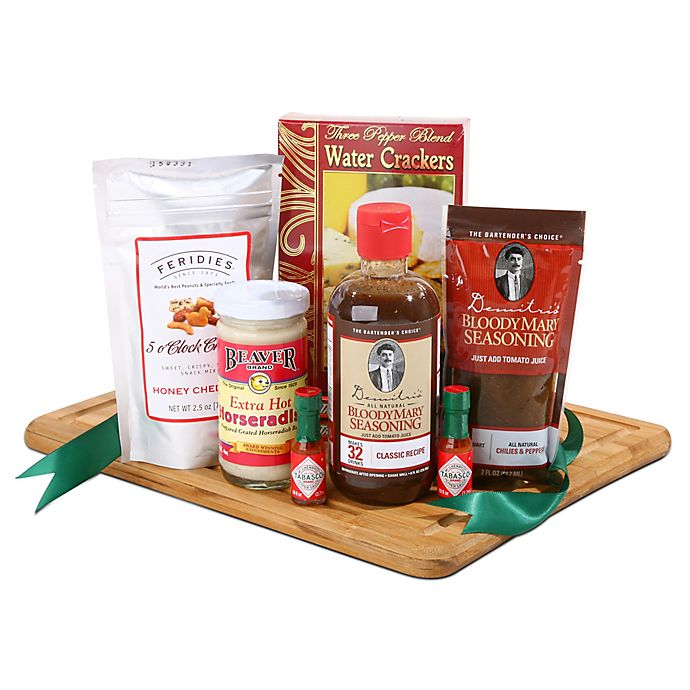 Alternate image 1 for Alder Creek Demitris Bloody Mary Gift Set