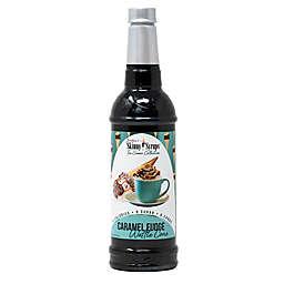 Jordan's Skinny Syrups® 750 mL Caramel Fudge Waffle Cone Syrup