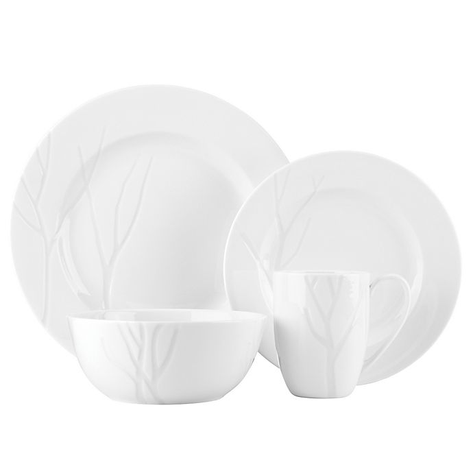 Alternate image 1 for Lenox® Park City™ Carved 4-Piece Place Setting