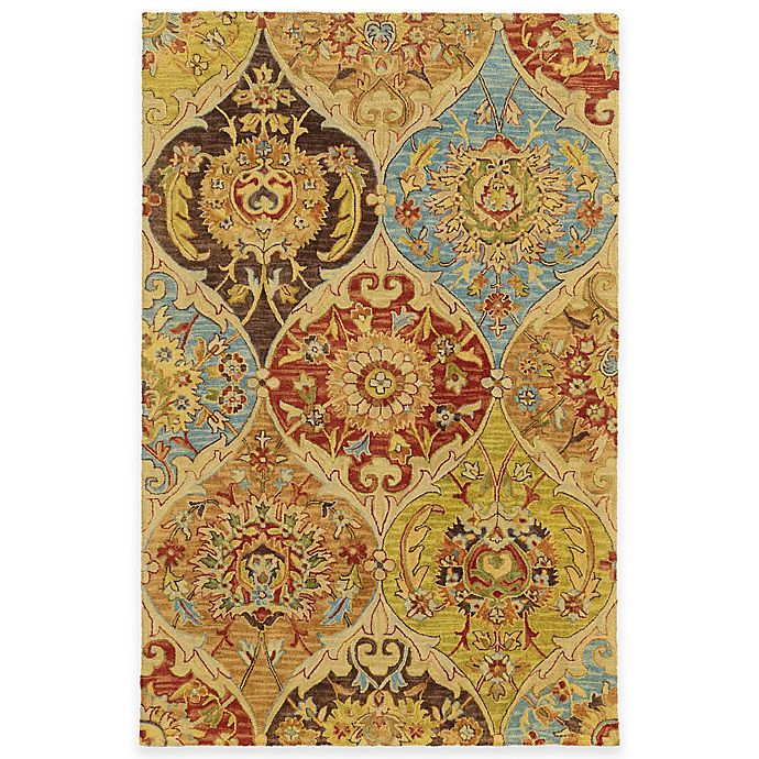 Alternate image 1 for Tommy Bahama® Jamison Floral 8-Foot x 10-Foot Multicolor Area Rug
