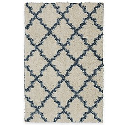 Mohawk Vale Rug in Birch/Blue