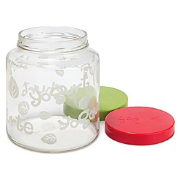 Euro Cuisine® 2-Quart Glass Yogurt Jar