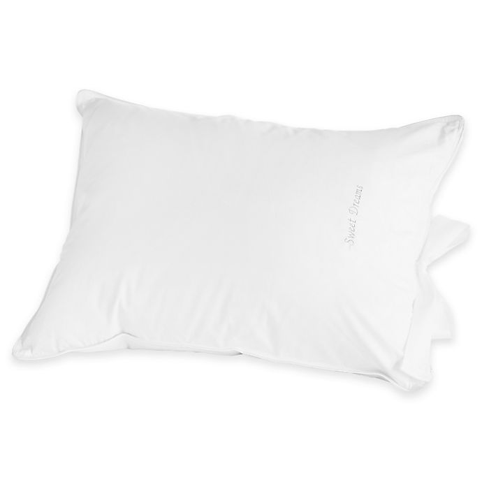 Alternate image 1 for The Pillow Bar® Roll and Go Down Petite Travel Pillow